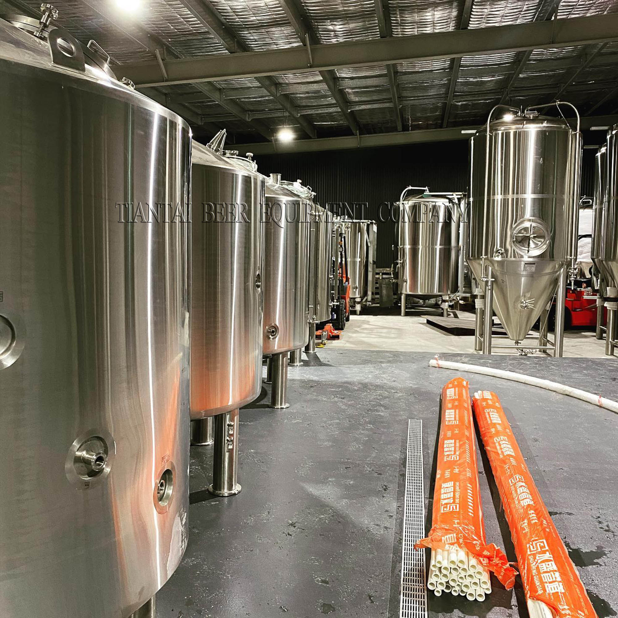 brewery system