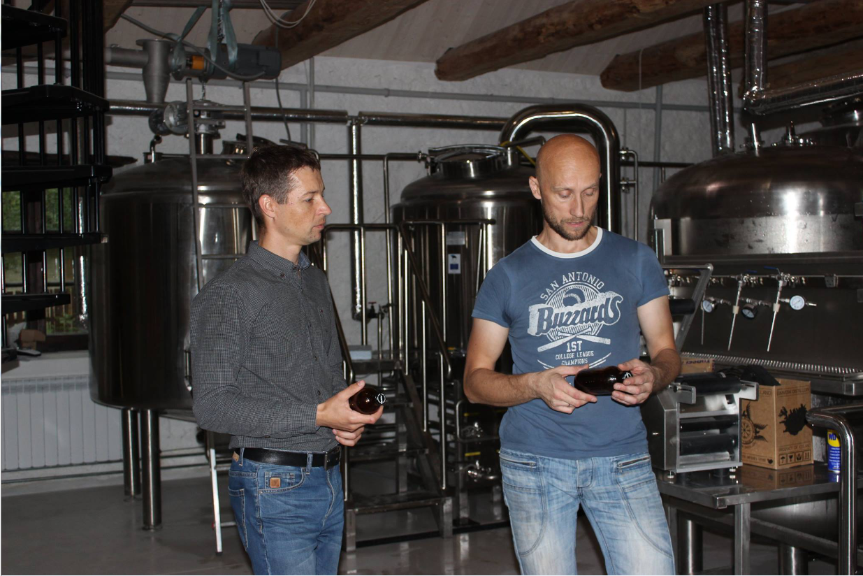 how to setup brewery in europe