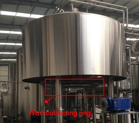 How to make wort filtration better and smoother in high